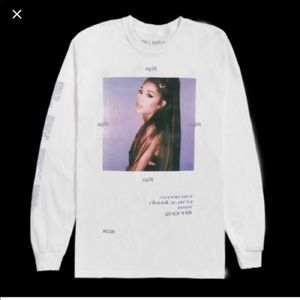 Ariana Grande A26 Long sleeve
